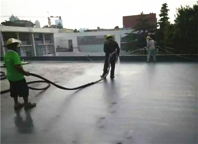 Foam concrete for roof