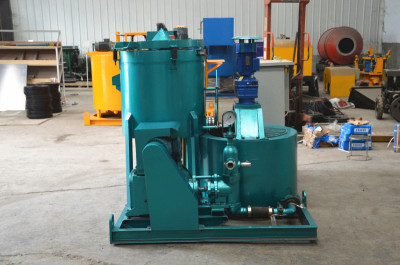 mortar grouting plant