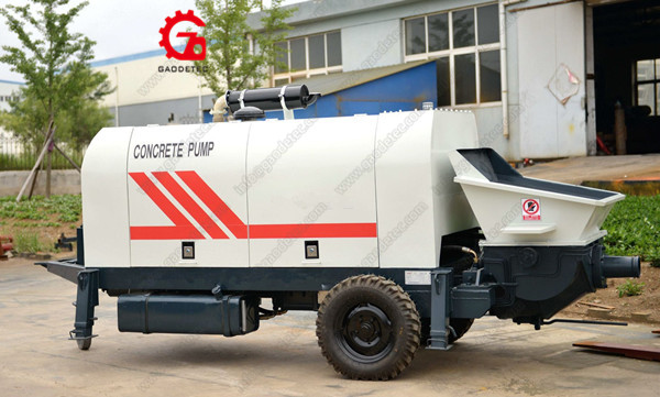 Announcements of Diesel Concrete pumps