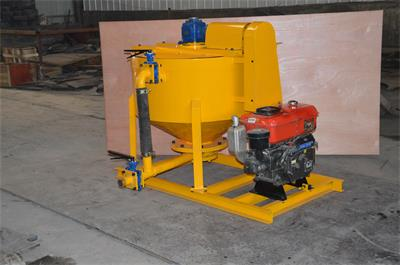 diesel grout mixer for sale