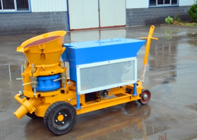 shotcrete machine supplier in Myanmar
