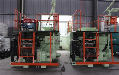 8000L hydroseeding machine