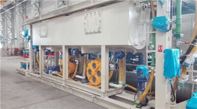 Multi-purpose squeeze hose pumps for tbm