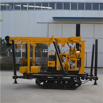 portable wire-line core drilling rig