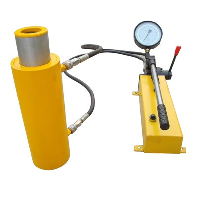 hydraulic jack and hand pump