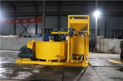 grouting equipment for sale Saudi Arabia
