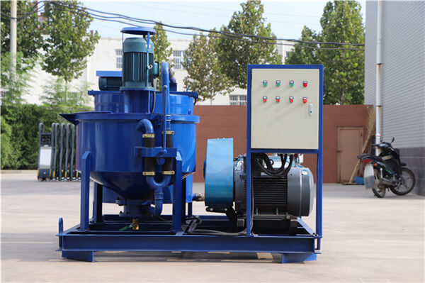combination slurry mixer and pump