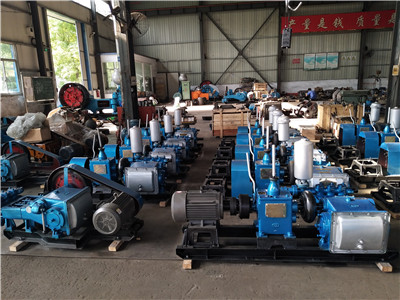 China small mud pump