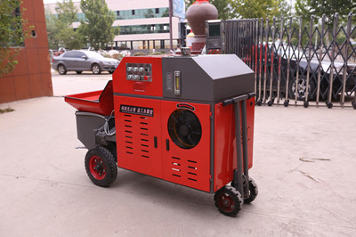 ,small concrete pump machine price