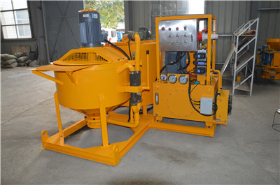 Saudi Arabia grouting equipment