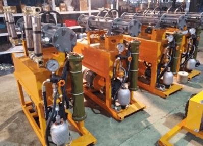 double slurries grouting pump for sale
