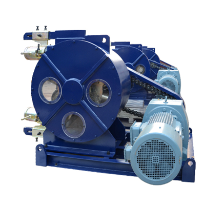 Peristaltic pumps for Ceramic industry
