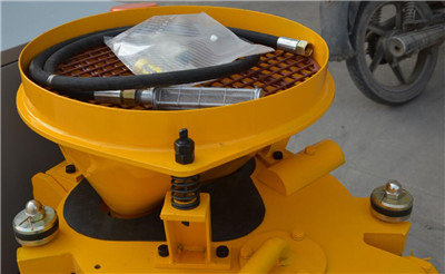 China tunnel shotcrete machine