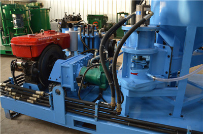 pressure grouting pump in China