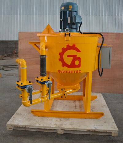 China grout mixer machine GM300E