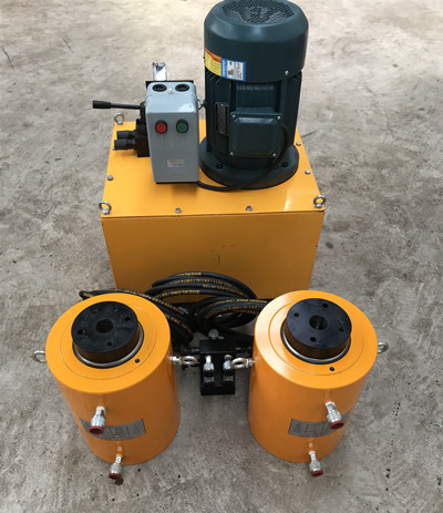 high pressure electric oil pump
