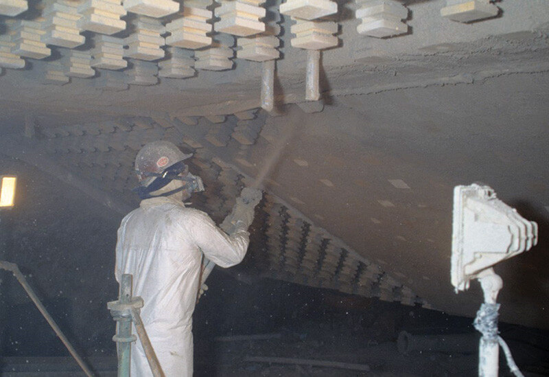Refractory Installation in the Cement Rotary Kiln