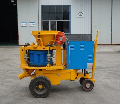 Myanmar shotcrete machine supplier