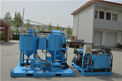 Customize Grout Mixer Pump for Mine