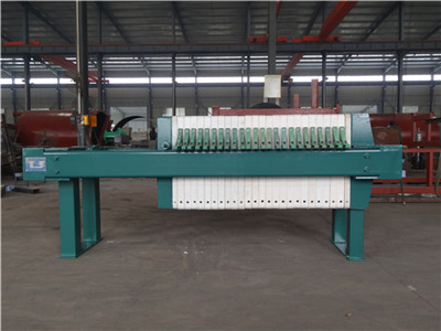 hydraulic filter press for sale