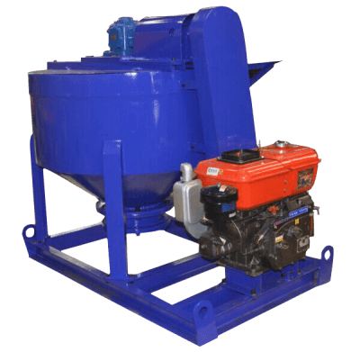 high speed diesel engine drive  grout machine for sale