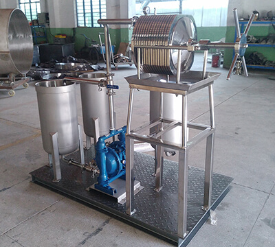 customized steel filter press for sale