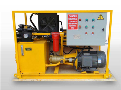 grouting pump machine
