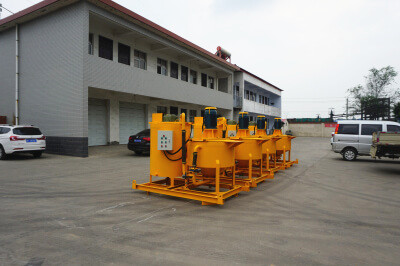 cement grouting machine price