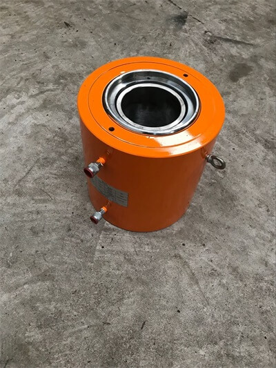 hydraulic jack for post tension girder
