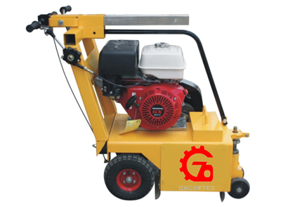 GD D-390 marking removal machine