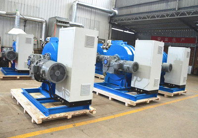 large peristaltic hose pump
