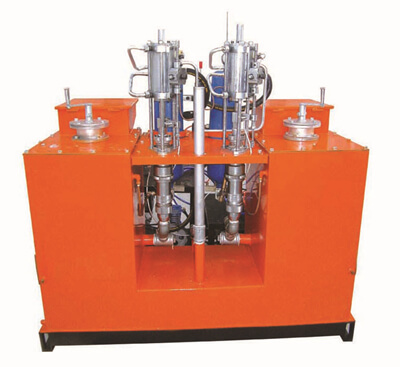 Nice quality road marking machine with piston pump
