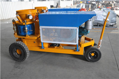 Diesel Shotcrete machine supplier