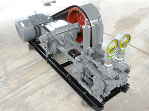 dual slurry grouting injection pump