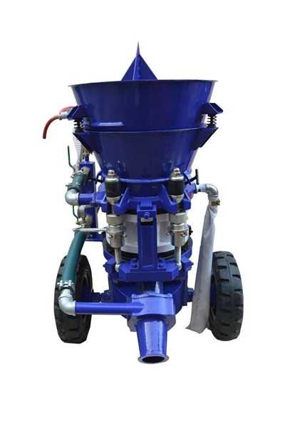 wet mix refractory spraying machine for sale