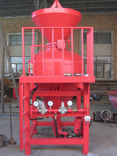 Refractory gunite machine for sale