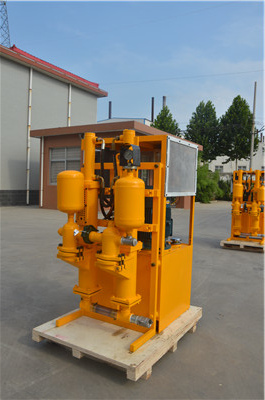 jet grout pump for TBM