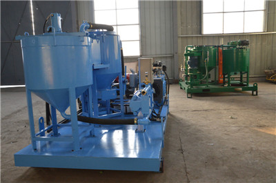 pressure grouting pump price