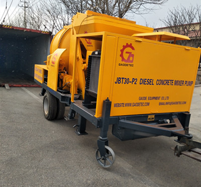 portable concrete pump for sale