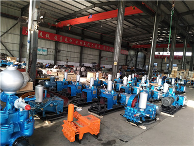 China portable mud pump