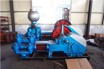 mud pump for water well drilling