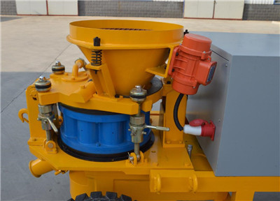 China tunnel shotcrete machine manufacturers