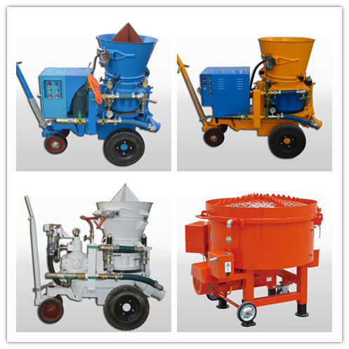 Manufacturer & Exporter of Refractory Gunning Machines