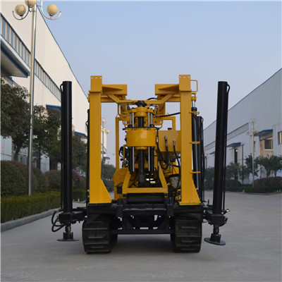 wire-line core drilling rig
