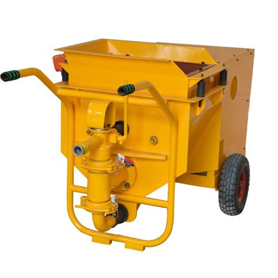 mortar concrete pump