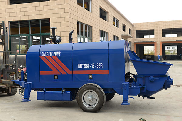 China concrete pump manufacturer