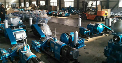high quality high pressure mud pump