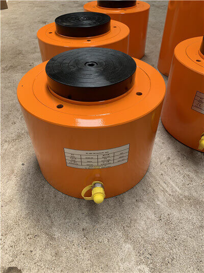 single acting hydraulic jack maufacturer