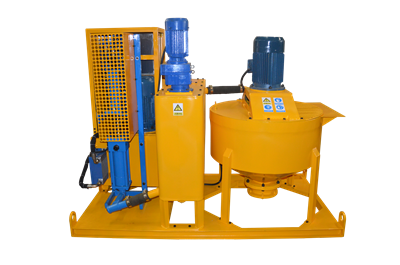 grouting pump supplier