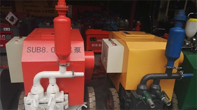 mortar pump for building